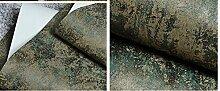 Wapea Non-Woven nostalgische Reine fleckige Tapete 05033