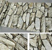 Wapea Papel De Parede 3D-antiken Stein Tapete für Wohnzimmer Hintergrund Wandverkleidung Tapete für Wände 3D-Bodenbeläge D
