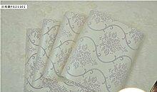 Wapea Umwelt Europäische Wohnzimmer Schlafzimmer Beflockung Tapete drucken Vliestapeten Hintergrund Mauer 21101