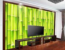 Wapel 3D Tapete Für Wand 3D Tapete Grüner Bambus