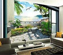 Wapel 3D Tapete Für Zimmer Balkon Garten
