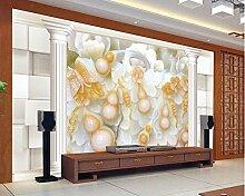 Wapel 3D-Wandtapete Tapeten Fenster Fototapete