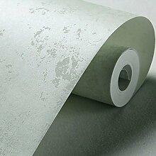 Wapel Grauzement Farbe Tapetenindustrie Wind Alte Clothing Store Einfarbig Hellgrün