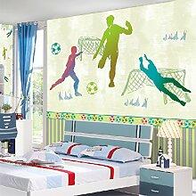 Wapel Kinder- Schlafzimmer Tapete, einfache Umweltschutz Wandgemälde 300 X 210 Cm