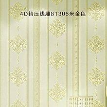 Wapel Luxus Gestreifte Tapete Schlafzimmer Tv Hintergrund 4D Feine Drücken B