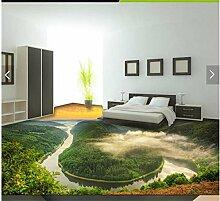 Wapel Pvc 3D-Bodenfliese mit Stereo Malerei 300 X