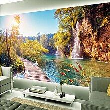 Wapel Tapete 3D Fresco Wall Sticker Hd 3D