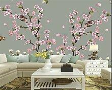 Wapel Tapete Für Wände 3D Blumen Und Erbsen