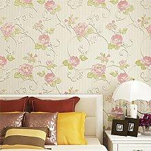 Wapel Tapeten Tapete Garten Vliesstoff Tapeten Lila Farbe