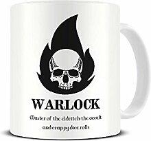 Warlock – Fantasy Tabletop Rollenspiel –