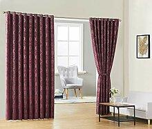 Warm Home Designs Raumteiler-Vorhänge, 274,3 x