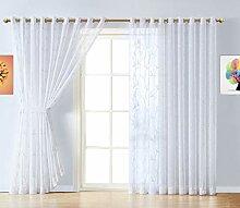 Warm Home Designs Raumteiler-Vorhänge, extra