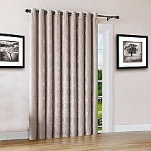 Warm Home Designs Vorhänge für Terrassentür,