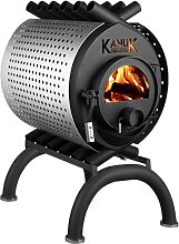 Warmluftofen Kanuk® Original 26 kW -