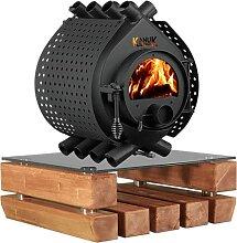Warmluftofen Kanuk® Original 7 kW - Werkstattofen