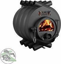 Warmluftofen Kanuk® Original Holzofen