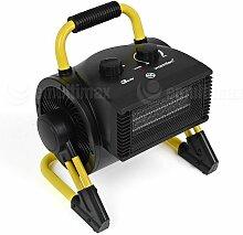 Warmtc - Heizgerät 3 kW Bautrockner Heizlüfter