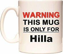 WARNING THIS MUG IS ONLY FOR Hilla Becher von