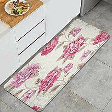 Waschbarer Küchenteppich,Frischer