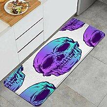 Waschbarer Küchenteppich,grafische Darstellung