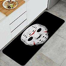 Waschbarer Küchenteppich,Horrorfilm
