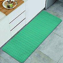 Waschbarer Küchenteppich,Nahtloses