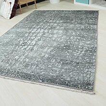 waschbarer Teppich für Bad Flur und Küche mit Kelim Kilim Oberfläche sehr pflegeleicht mit rutschfestem Latexrücken hochwertig (160cm x 230cm)