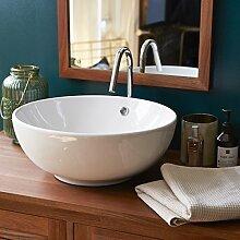 Waschbecken aus keramik Aufsatzwaschbecken