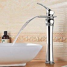 Waschbecken Bad Wasserhahn mit hohem Auslauf