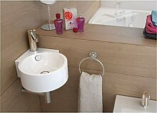Waschbecken Design Handwaschbecken Eckwaschbecken