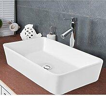 Waschbecken ECKIG/Badezimmer