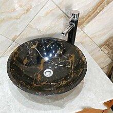 Waschbecken Marmor Beige Eitelkeit, Marmor