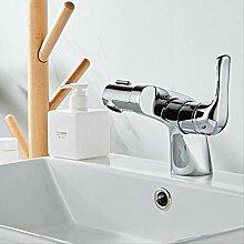 Waschbecken Mischbatterie Wasserfall Verbreitet