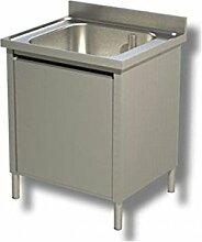 Waschbecken Schrank 1Schale Dim.Cm 70x 70x