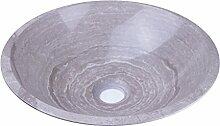 Waschbecken Waschschale Material 100% Marmor,