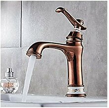 Waschbecken Wasserhähne Roségold Küchenarmatur