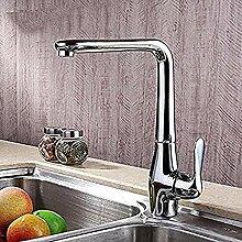 Waschbecken Wasserhahn 360 ° drehbarer Wasserhahn
