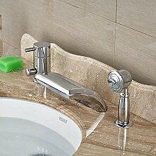 Waschbecken Wasserhahn Bidet-Armaturen Badarmatur