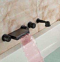 Waschbecken Wasserhahn Bidet-Armaturen LED