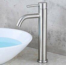 Waschbecken Wasserhahn Edelstahl Becken