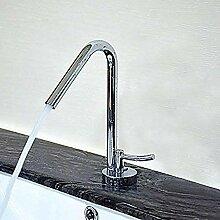 Waschbecken Wasserhahn Einhand Einlochmontage