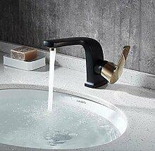 Waschbecken Wasserhahn Einhebel Warm und Kalt