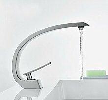 Waschbecken Wasserhahn gebürstet Armaturen für