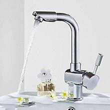 Waschbecken Wasserhahn Heiß Und Kalt Wasserhahn