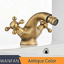Waschbecken Wasserhahn Messing Einlochmontage