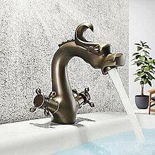 Waschbecken Wasserhahn - weit verbreitete antike