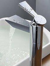 Waschbecken Wasserhahn Zeitgen?ssisch Chrom Messing Becken