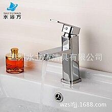Waschbeckenarmatur Badarmatur Wasserhahn Kupfer
