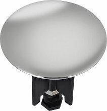 Waschbeckenstöpsel Pluggy® XL Chrom Stopfen