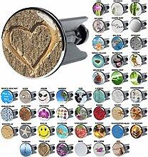 Waschbeckenstöpsel True Love, viele schöne Waschbeckenstöpsel zur Auswahl, hochwertige Qualität ✶✶✶✶✶
